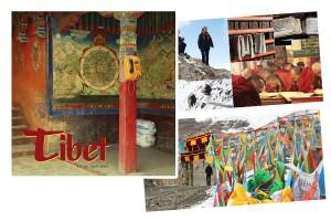Tibet fotobog